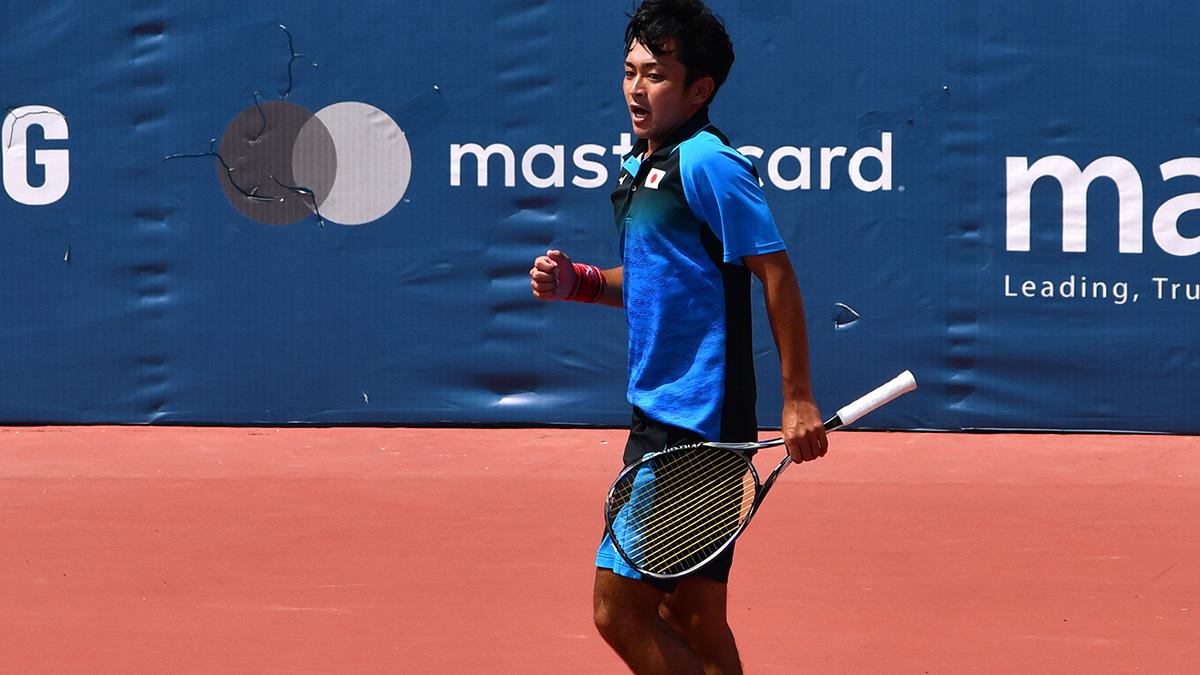 ソフトテニス日本代表,船水颯人