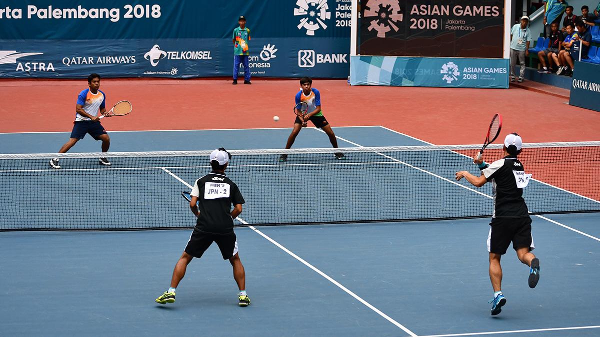 アジア競技大会ソフトテニス競技,日本,インド