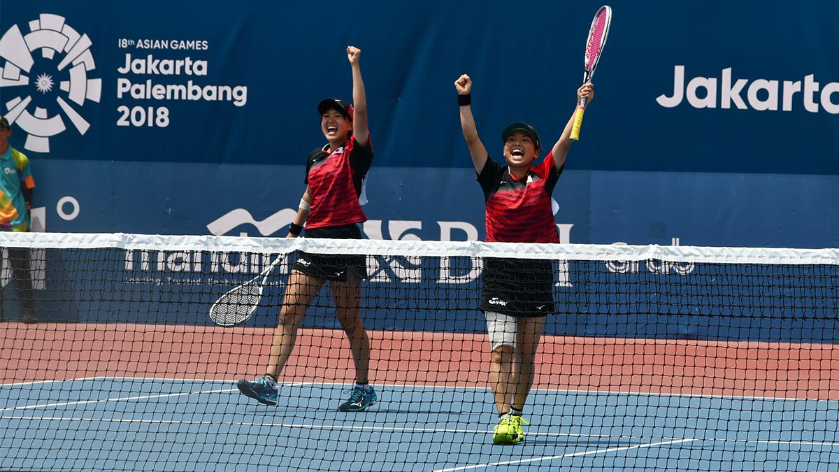 ソフトテニス日本代表,林田リコ,黑木瑠璃華