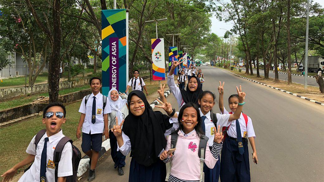 インドネシア,パレンバン,海外旅行,アジア大会観戦ツアー