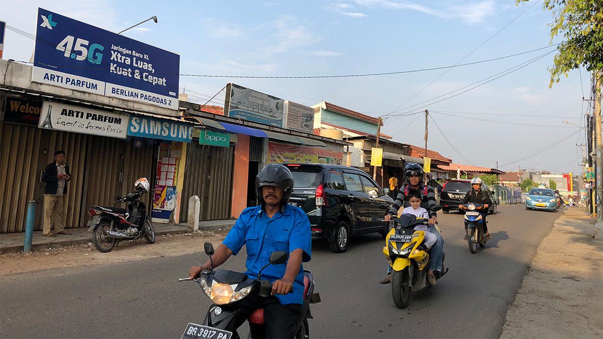 インドネシア,パレンバン,アマリスホテル