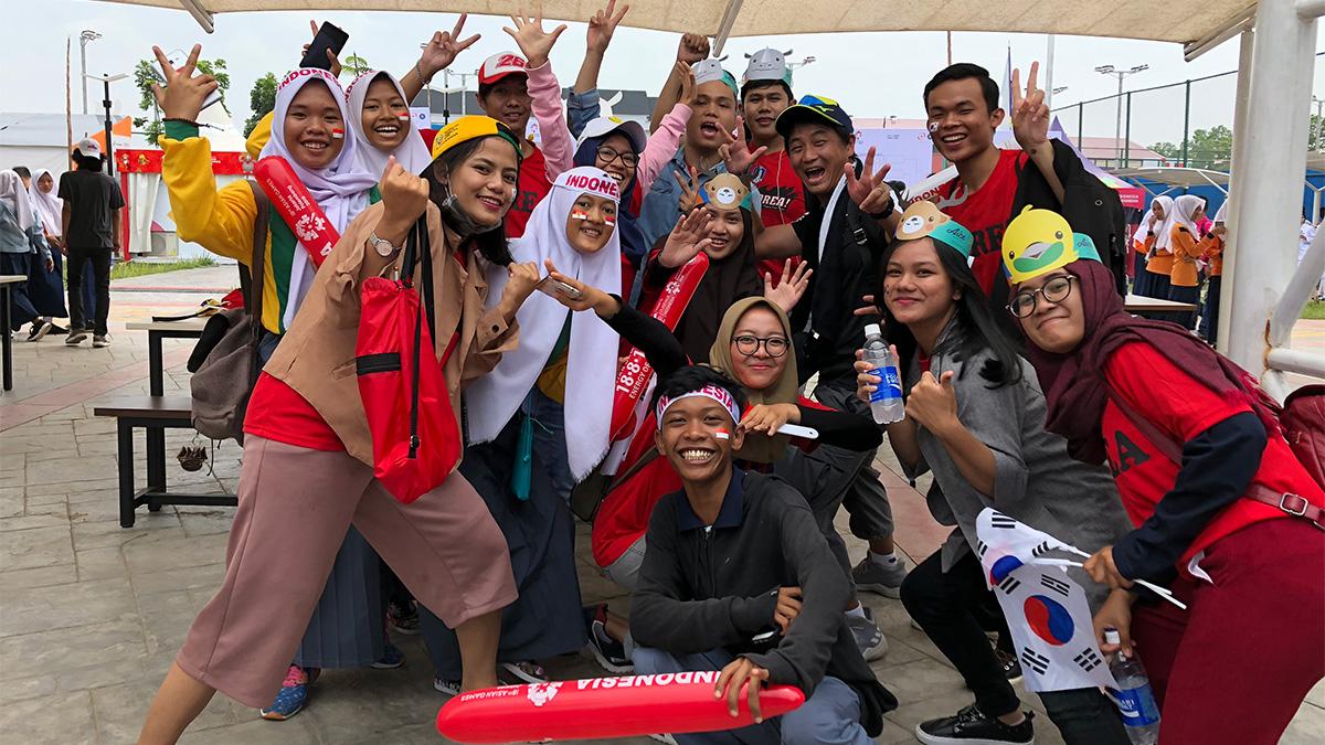 インドネシア,パレンバン,ジャカバリンテニスセンター