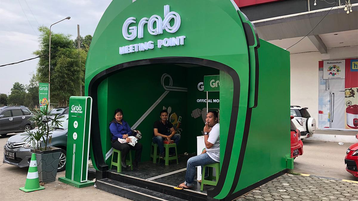 インドネシア,グラブ,grab,配車アプリ