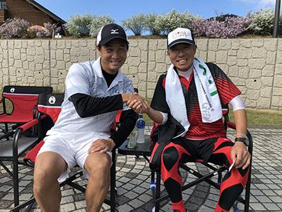 柳葉敏郎,荒川裕二郎,ソフトテニスで飯を食う,ソフメシ