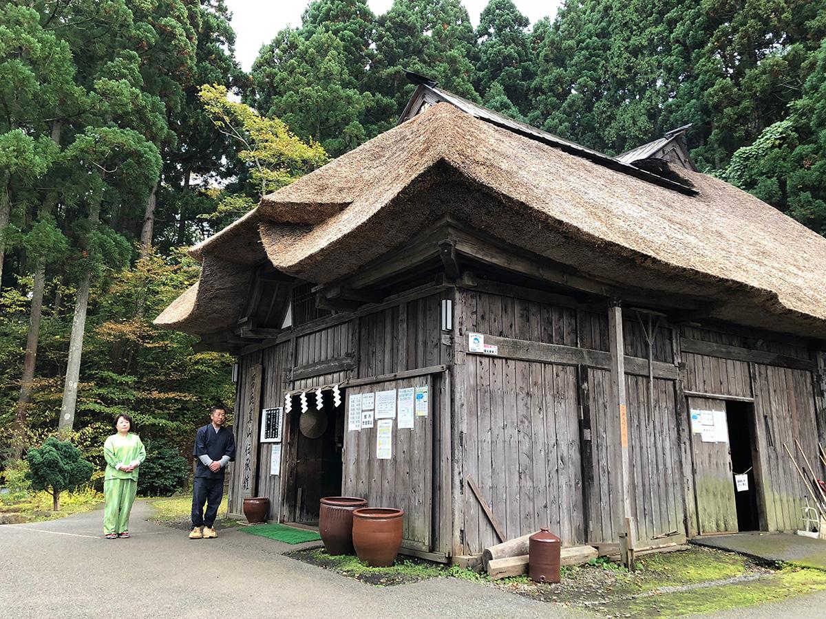 男鹿真山伝承館,なまはげ館,なまはげ体験,観光名所