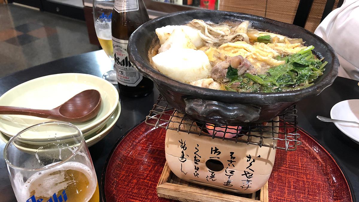 秋田観光,秋田名物,きりたんぽ鍋