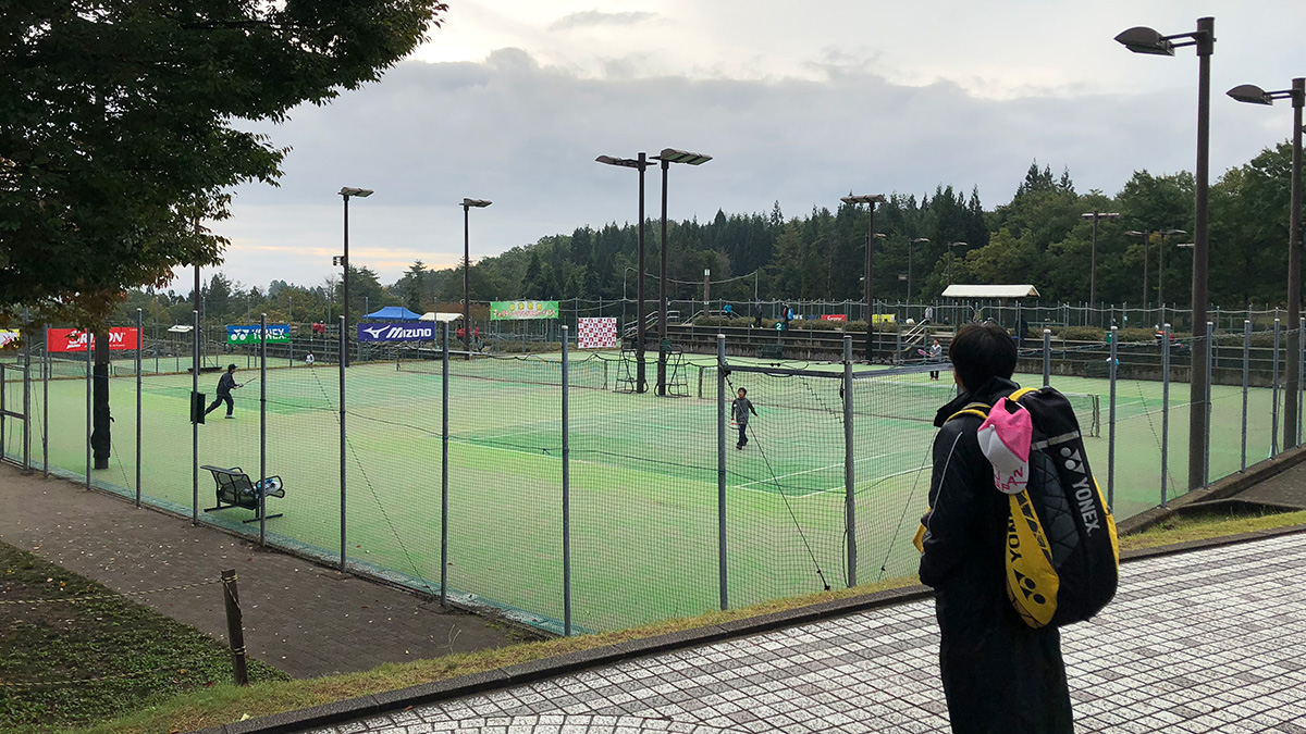 柳葉敏郎,ソフトテニス,チャリティートーナメント,秋田県ソフトテニス連盟