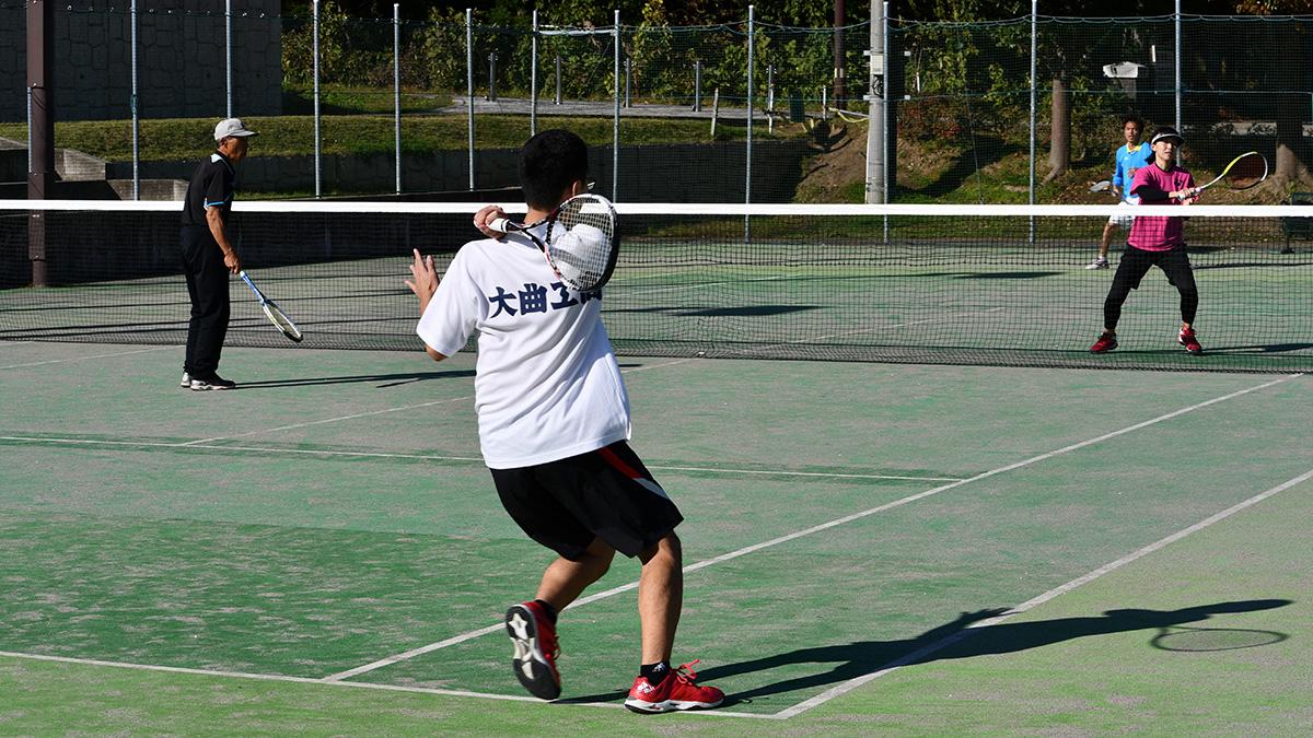 秋田県ソフトテニス連盟,柳葉敏郎チャリティー大会