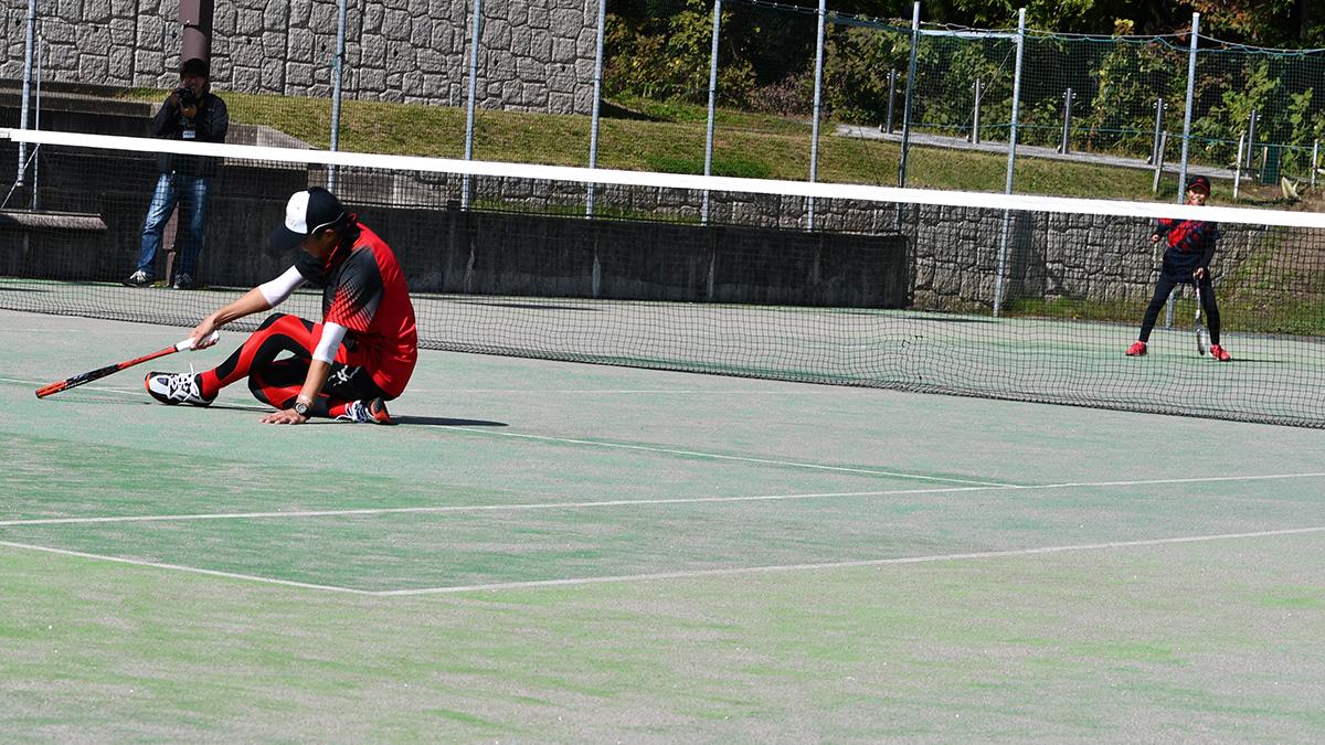 柳葉敏郎,ギバちゃん,エキシビジョンマッチ