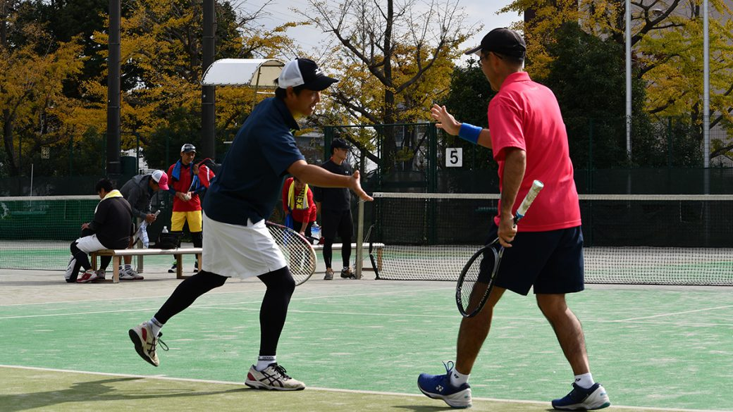 川崎市民ソフトテニス大会,武蔵小杉ソフトテニス練習会