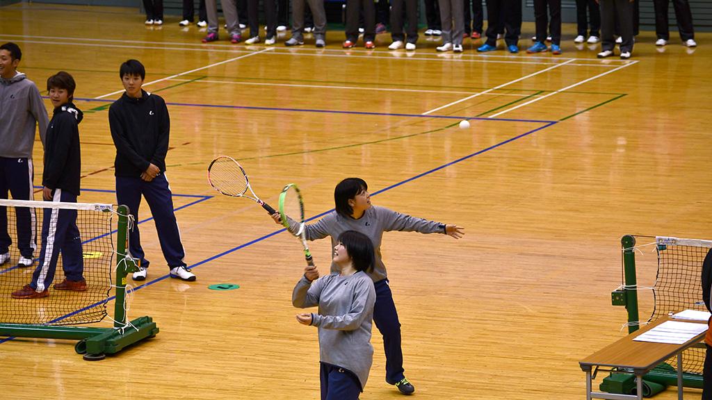 2019ルーセントカップ東京インドア,ソフトテニス,林田リコ宮下こころ,東京女子体育大学,明治大学