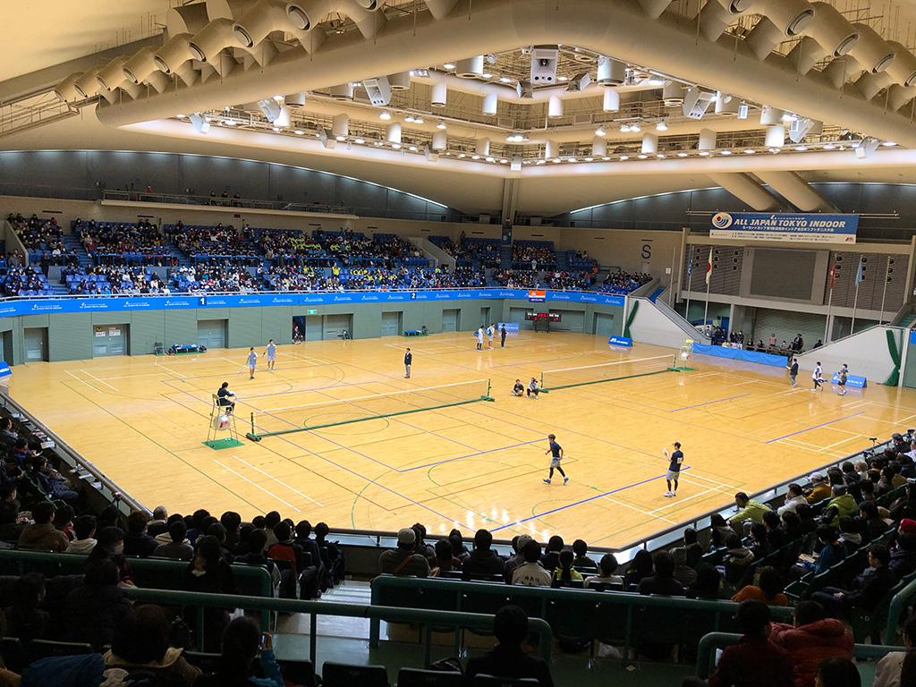 2019ルーセントカップ東京インドア,ソフトテニス,駒沢体育館