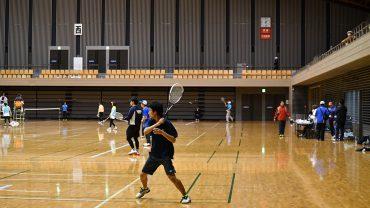 所沢市室内ソフトテニス大会,所沢TC,所沢市民体育館