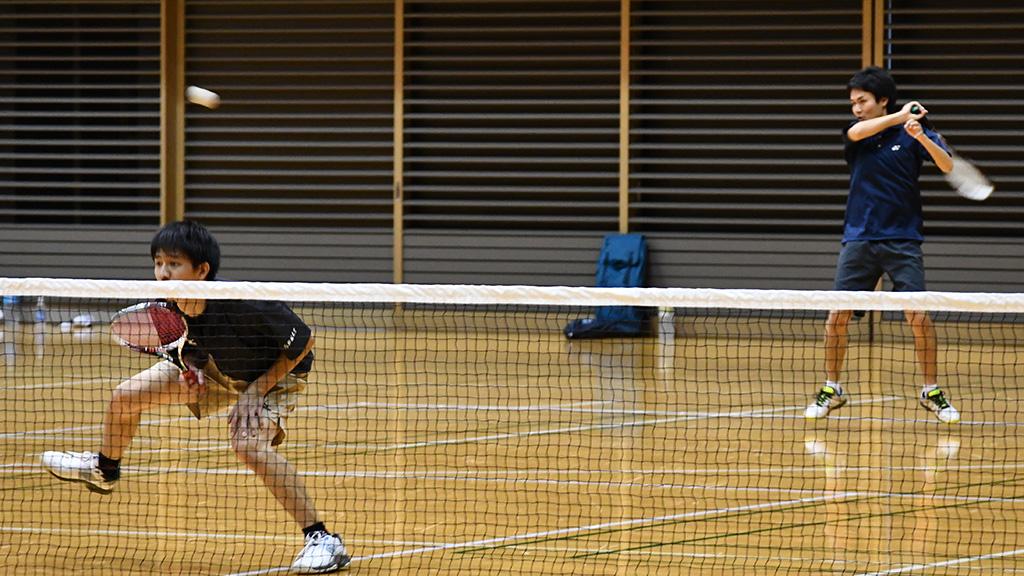 所沢市室内ソフトテニス大会,所沢TC,所沢テニスクラブ
