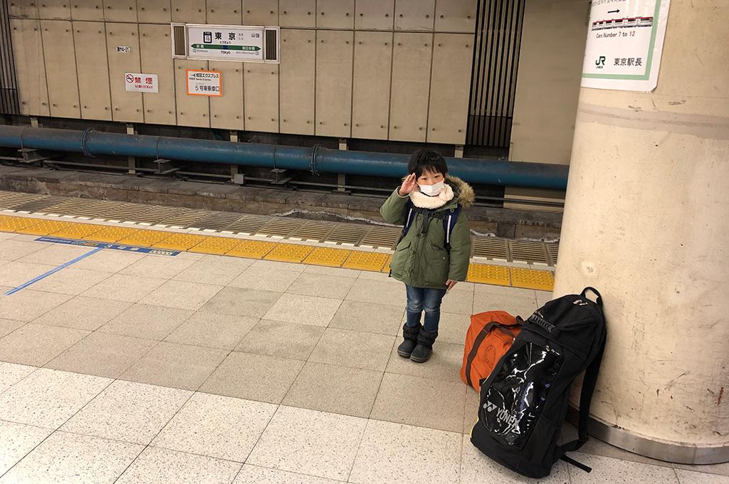 みちのくぶらり旅,福島,東北,東京駅
