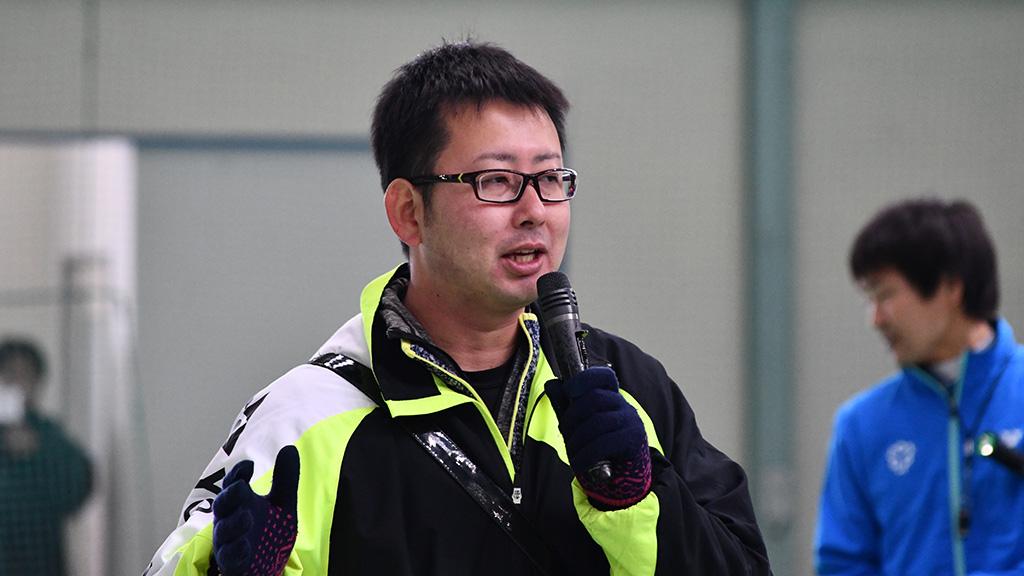 ルネサンス棚倉,ソフトテニスキャンプ,中野目和也,のめさん