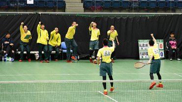2019全日本私立高等学校選抜ソフトテニス大会,尽誠学園