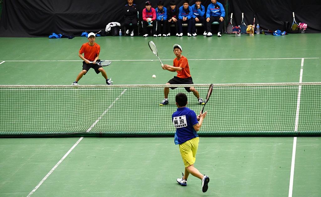 2019全日本私立高等学校選抜ソフトテニス大会,三重,木更津総合