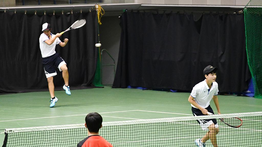 2019全日本私立高等学校選抜ソフトテニス大会,東北,北野岡安