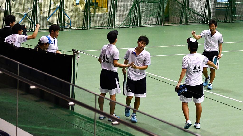 2019全日本私立高等学校選抜ソフトテニス大会,東北