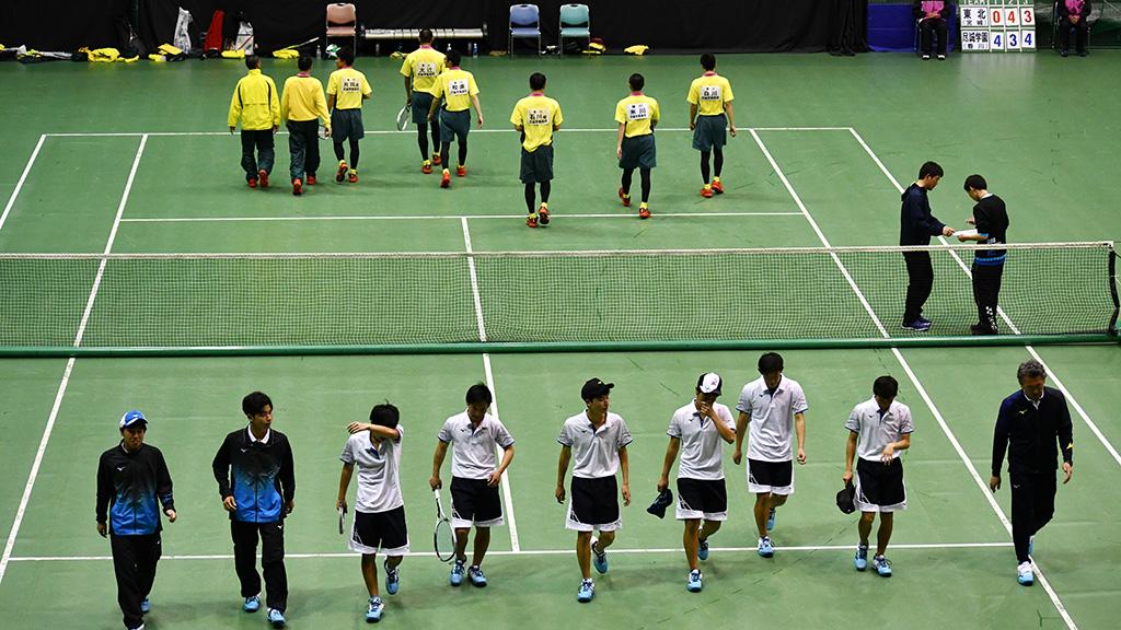 2019全日本私立高等学校選抜ソフトテニス大会,尽誠学園,東北