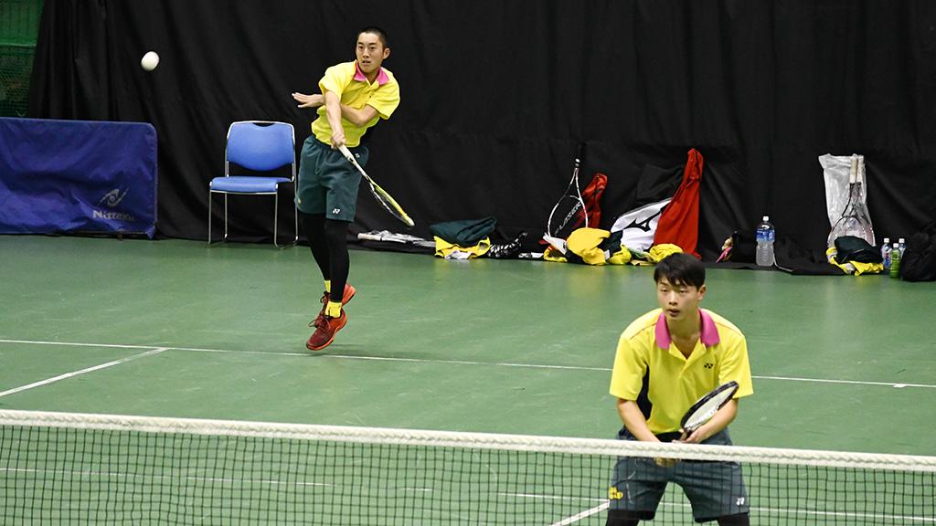 2019全日本私立高等学校選抜ソフトテニス大会,尽誠学園,米川石川