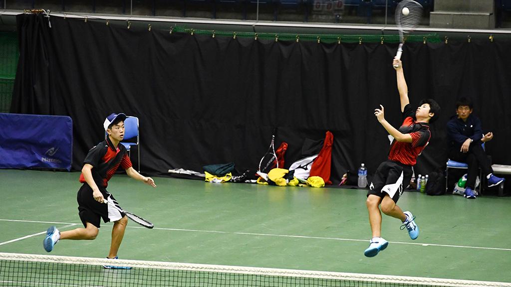 2019全日本私立高等学校選抜ソフトテニス大会,羽黒,斎須田代