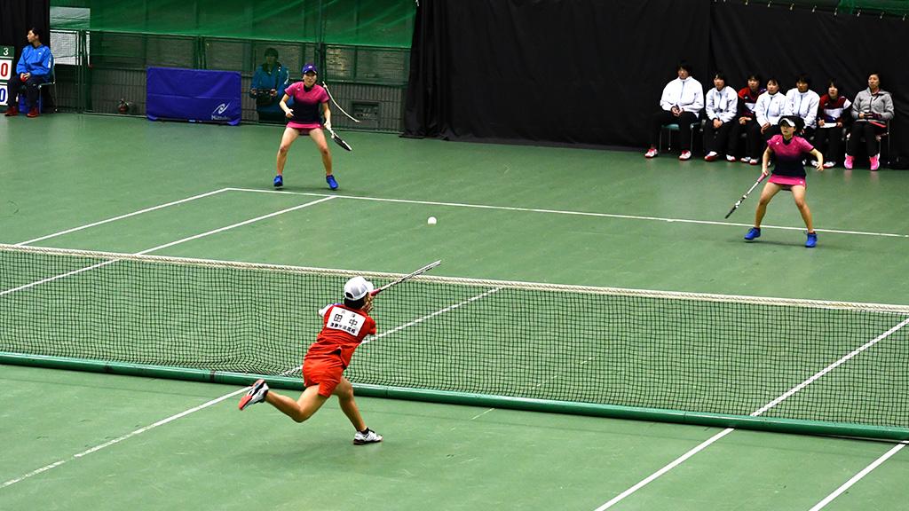 2019全日本私立高等学校選抜ソフトテニス大会,修大鈴峯,須磨学園
