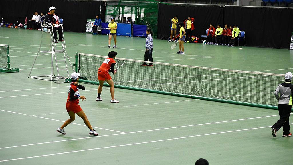 2019全日本私立高等学校選抜ソフトテニス大会,全国私学,須磨学園