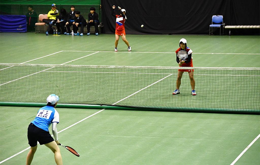 2019全日本私立高等学校選抜ソフトテニス大会,東北,須磨学園