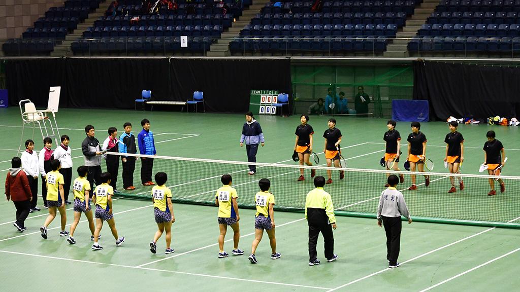 2019全日本私立高等学校選抜ソフトテニス大会,就実,豊田大谷
