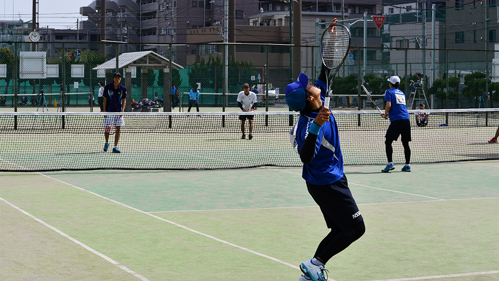 2019(平成31年度)関東オープンソフトテニス大会,谷河内テニスコート,日本体育大学