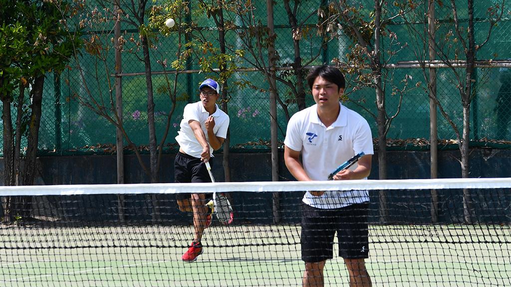 2019(平成31年度)関東オープンソフトテニス大会,帝京大学,長寿龍澤