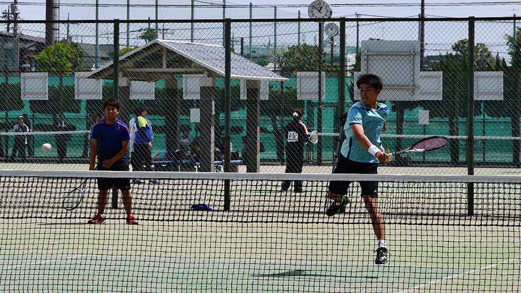 2019(平成31年度)関東オープンソフトテニス大会,立教大学,田島山舘