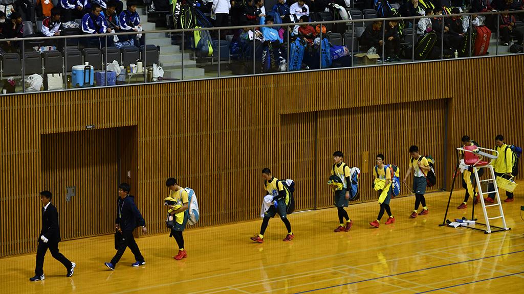2019全日本高等学校選抜ソフトテニス大会,センバツソフトテニス,尽誠学園