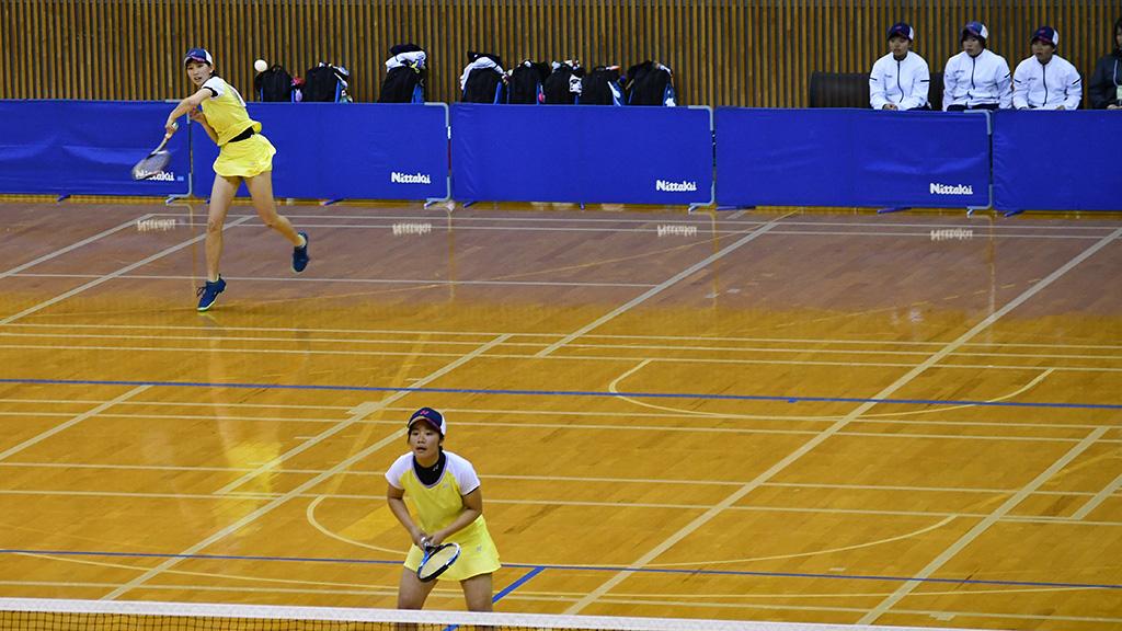 2019全日本高等学校選抜ソフトテニス大会,センバツソフトテニス,三重