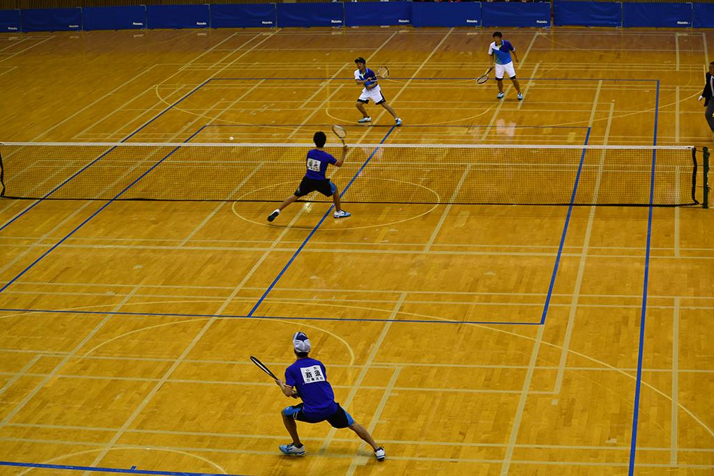 センバツソフトテニス,羽黒,東北