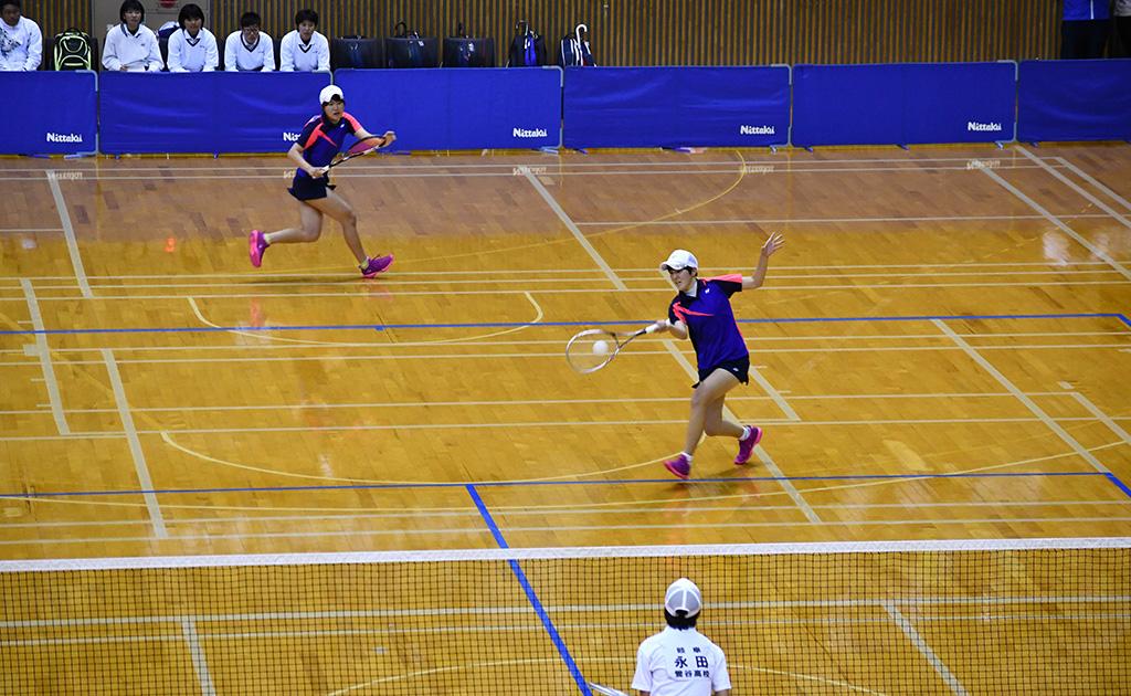 2019全日本高等学校選抜ソフトテニス大会,センバツ,文大杉並,鶯谷