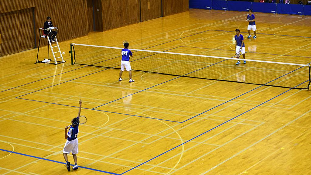センバツソフトテニス,高田商業,岡崎城西