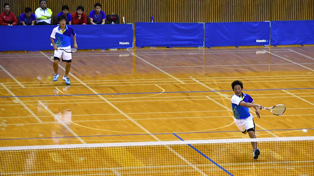 センバツソフトテニス,東北,星白鳥