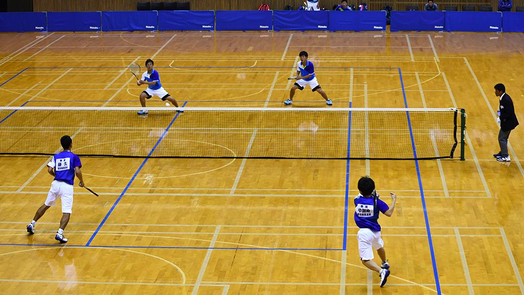 センバツソフトテニス,高田商業,東北