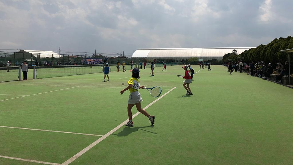 全国小学生ソフトテニス大会,2019(平成30年度),白子全小