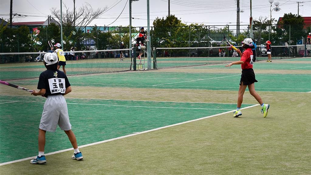 稲城ジュニアソフトテニスクラブ,高畑ジュニアソフトテニスクラブ,白子全小