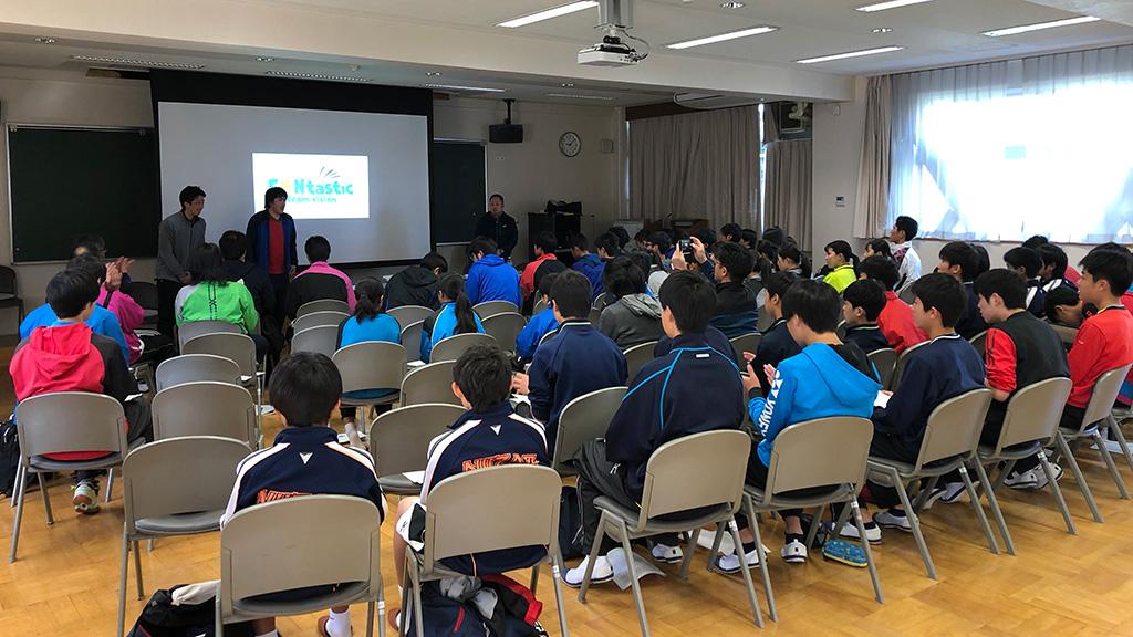 メンタルxスキル講習会,ソフトテニス,浦和南高校