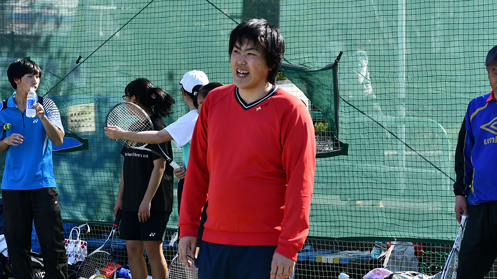 メンタルxスキル講習会,ソフトテニス,横畑佑太