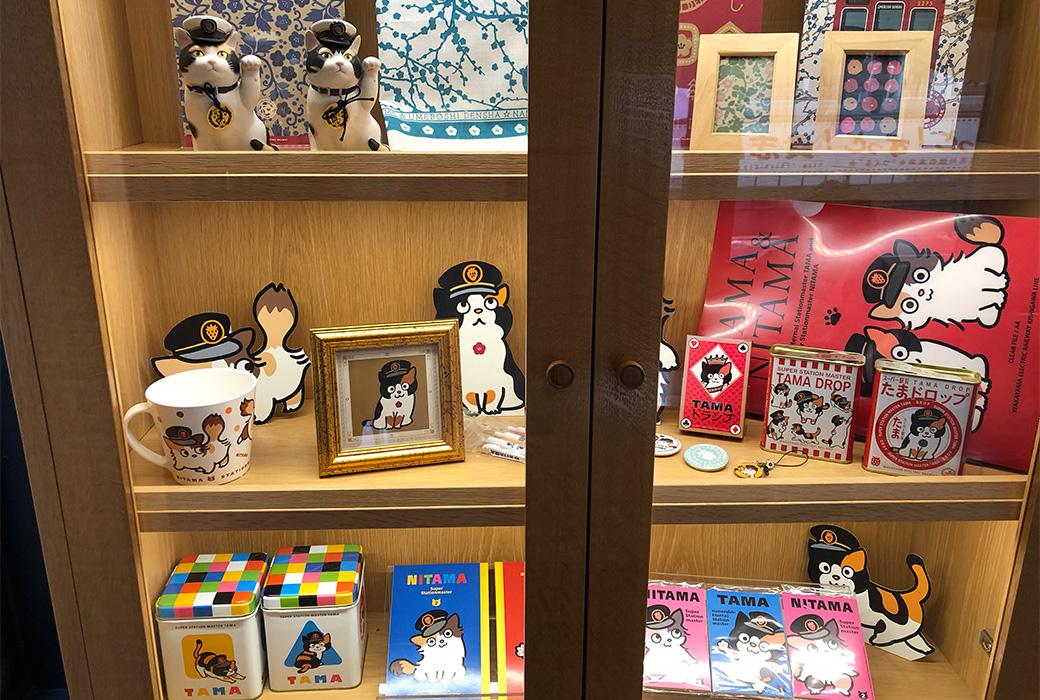 和歌山電鐵貴志川線,スーパー駅長たま,おもちゃ電車