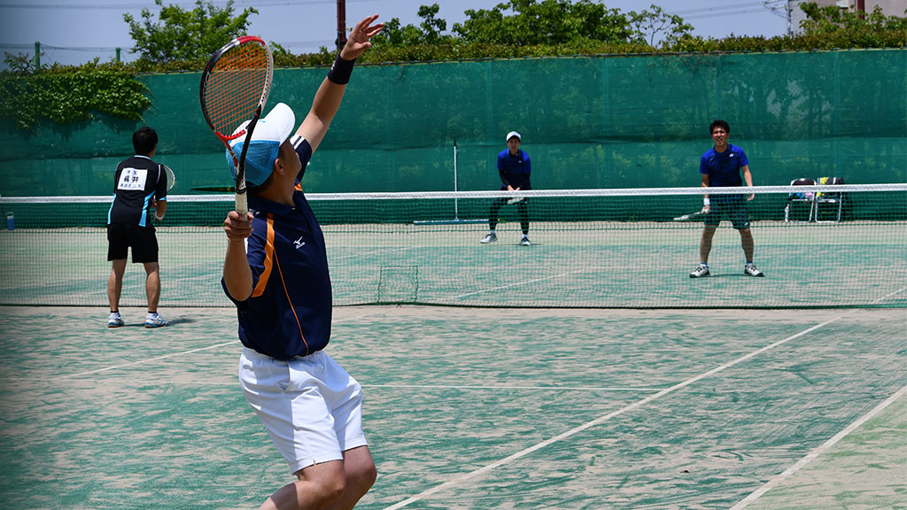 全日本社会人ソフトテニス選手権埼玉県予選,所沢TC,成年(35男子の部)