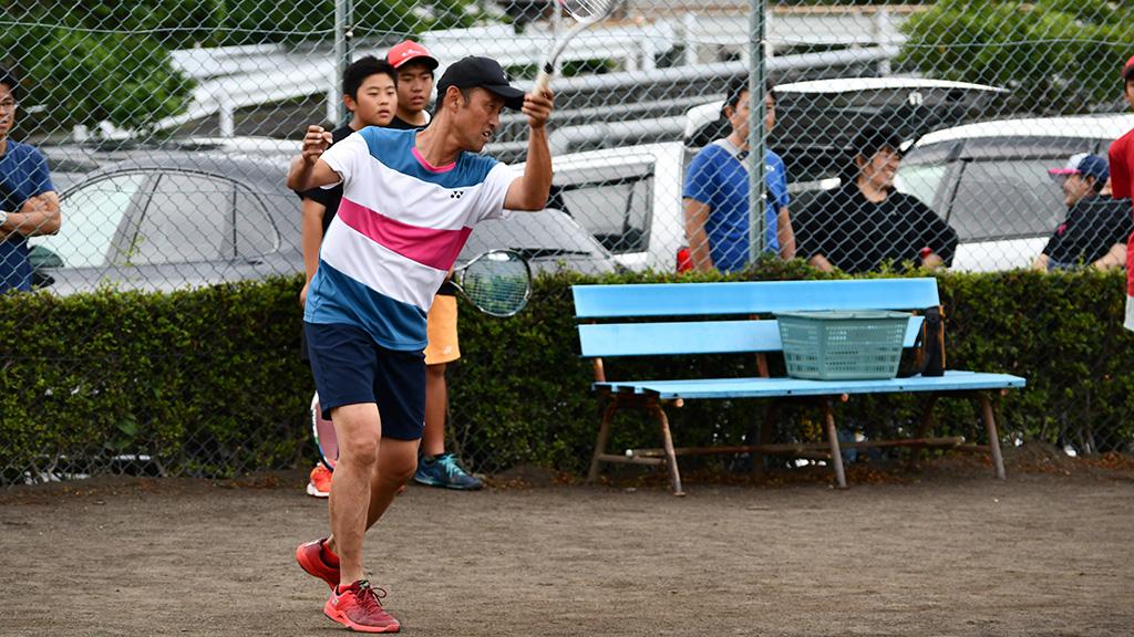 髙川経生,ソフトテニス界のレジェンド,ヨネックス