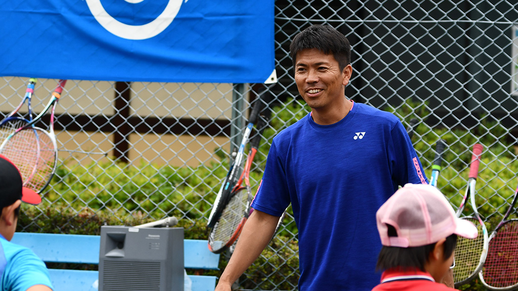 浅川陽介,ソフトテニス元世界ランキング1位