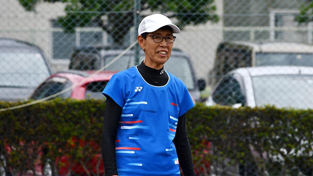 髙川恵美子,東京都レディースソフトテニス連盟会長